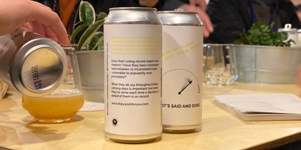 Cloudwater Brew Co Said And Done IPA cans